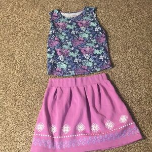 American girl bloom outfit
